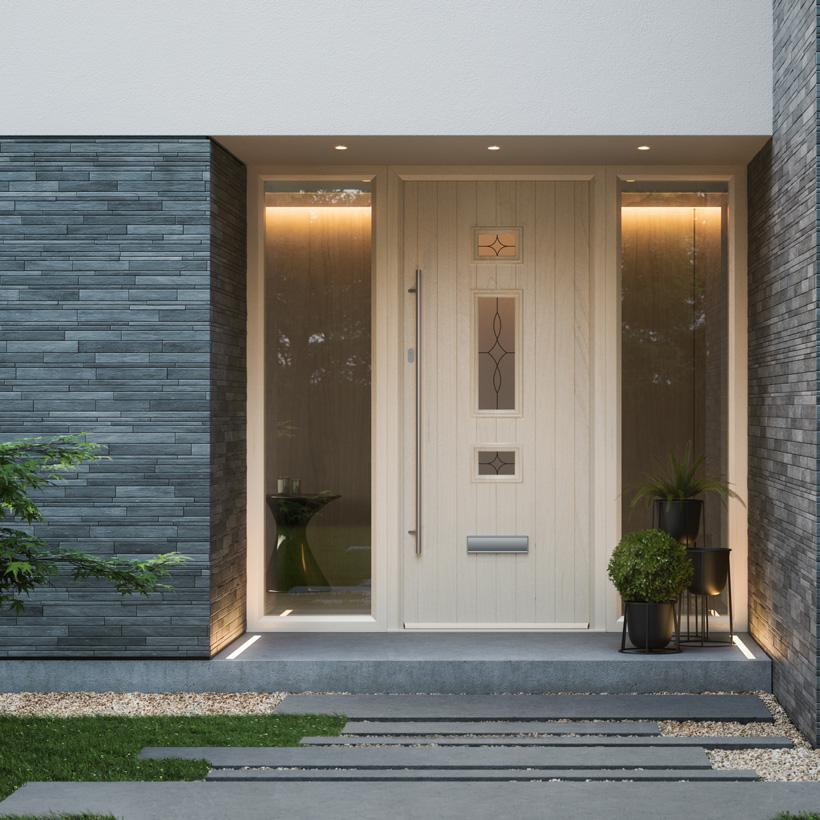 Design your door & Genuine Door-Stop Doors